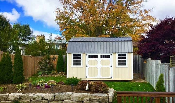 3 Ideas To Make The Most Out Of Your Dream Garden Shed In Cache
